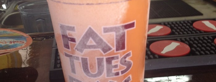 Fat Tuesday is one of Ico'nun Beğendiği Mekanlar.
