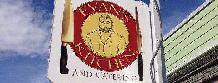 Evan's Kitchen is one of Brunch.