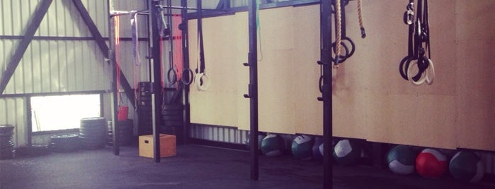 Morpho Crossfit is one of Gimnasios.