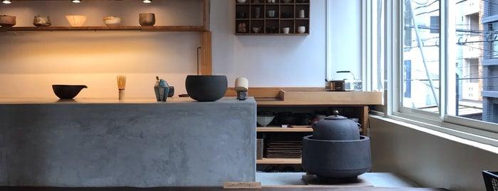 wad omotenashi cafe is one of Osaka-Japan.