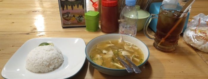 "Soto Ayam Ambengan ""Cak Di"" is one of Indonesian Restaurant."