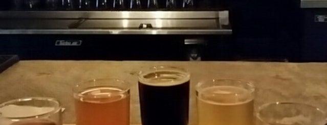 Strangeways is one of DFW Craft Beer.