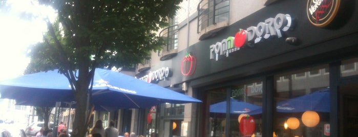 Pommodoro is one of Vicky's Liked Places.