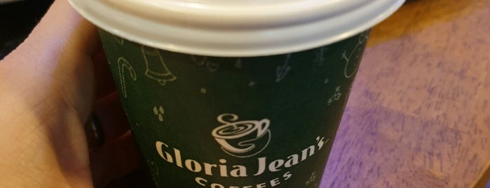 Gloria Jean's Coffees is one of Kahve.