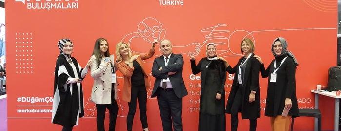 Ankara Marka Festivali is one of Posti che sono piaciuti a Mustafa.