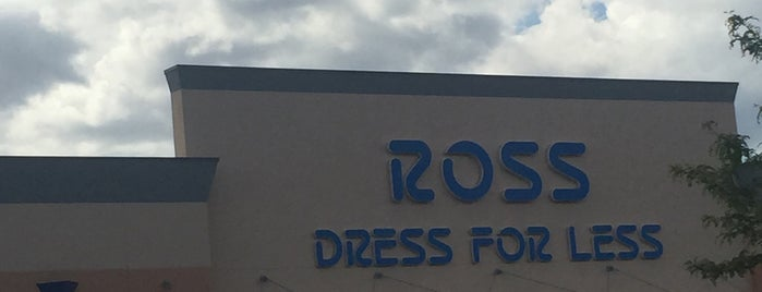 Ross Dress for Less is one of Jonathan : понравившиеся места.
