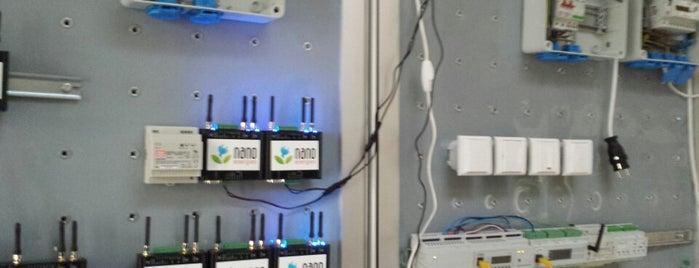 Nano Energies is one of Sváťa : понравившиеся места.