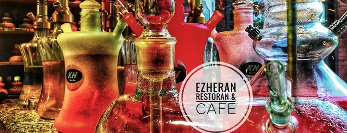 Ezheran Restoran is one of Turkey.