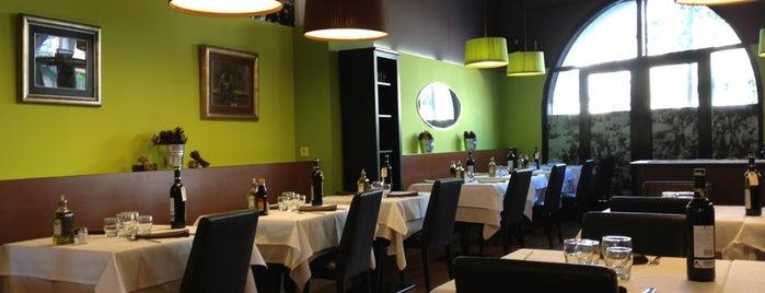 La Taverna d'en Rubión is one of Gluten free.