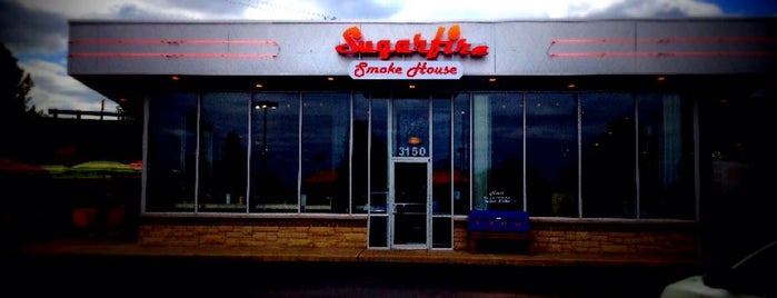 Sugarfire Smoke House is one of Miscellaneous Visited.