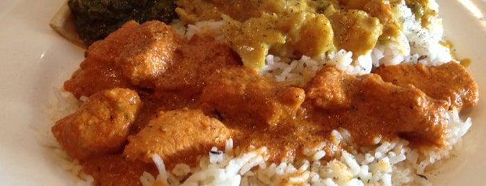 Flavor of India is one of Yunus : понравившиеся места.