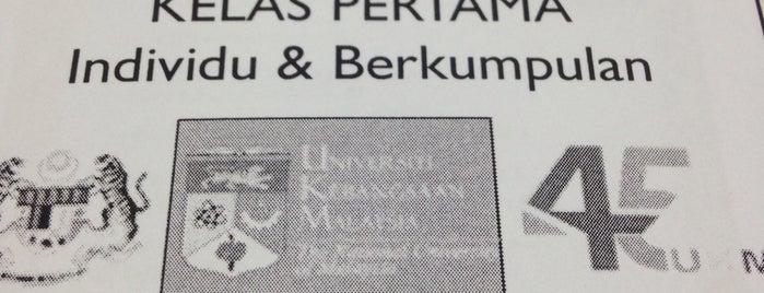 Pusat Latihan Dan Khidmat Masyarakat is one of b.
