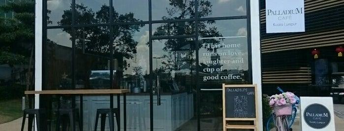 Palladium Café is one of Yau: сохраненные места.
