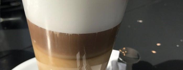 City Nespresso is one of Orte, die Arif gefallen.