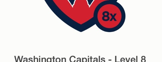 Capital One Arena is one of Tips..shh..eee.
