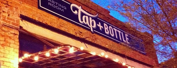 Tap & Bottle is one of T-Town.