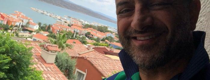 Alacati Port Yamac is one of IZMIR & ISTANBUL - TURKEY.