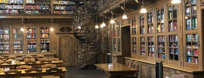 Münchner Stadtbibliothek - Juristische Bibliothek is one of Munich.