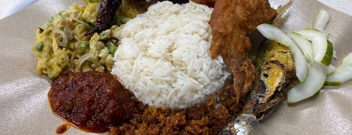 Bali Nasi Lemak is one of Micheenli Guide: Supper hotspots in Singapore.