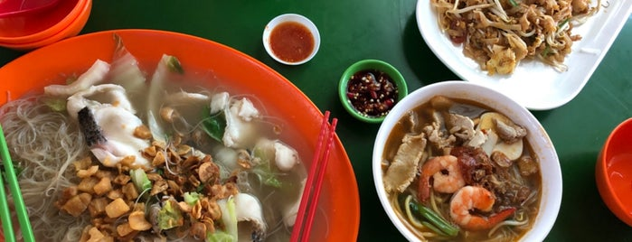 Bukit Timah Market & Food Centre is one of Micheenli Guide: Best of Singapore Hawker Food.