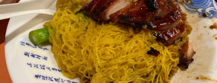 Fatty Cheong Roast Meat is one of Micheenli Guide: Best of Singapore Hawker Food.