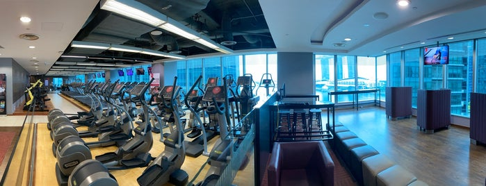 Fitness First Platinum is one of Tempat yang Disukai Louie.