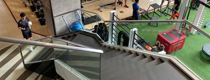 Fitness First is one of Orte, die IG @antskong gefallen.