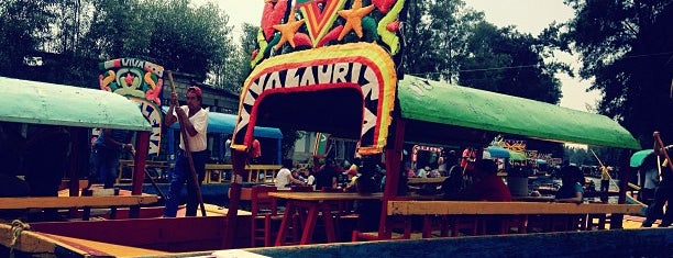 Xochimilco is one of Some best places of Mexico City..