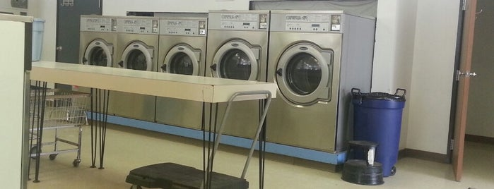 Fargo's Finest Coin Laundry is one of Faith's Liked Places.