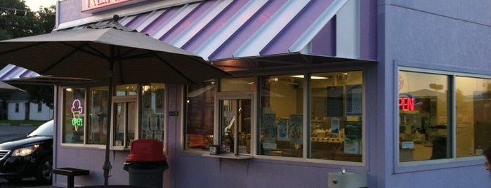 Klines Dairy Bar is one of Rashu-2017.