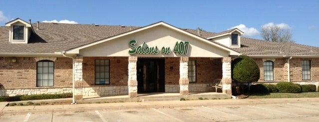 Salons On 407 is one of Elaine'nin Beğendiği Mekanlar.
