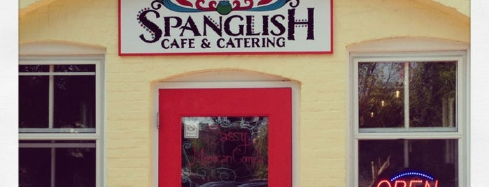 Spanglish is one of Lieux sauvegardés par Jen.
