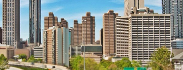 Downtown Atlanta is one of Georgia To-do list.
