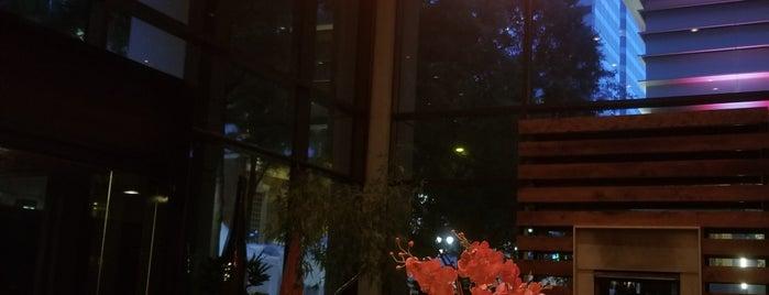 Chima Brazilian Steakhouse is one of Anna : понравившиеся места.