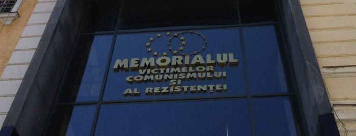 Memorialul Victimelor Comunismului și al Rezistenței Anti-comuniste is one of Tempat yang Disukai George.