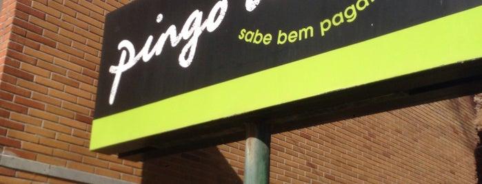 Pingo Doce is one of Adam'ın Beğendiği Mekanlar.