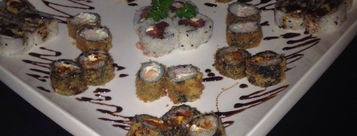 Seikou Sushi is one of Locais curtidos por Marcio.
