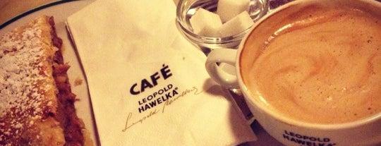 Café Hawelka is one of Wien.