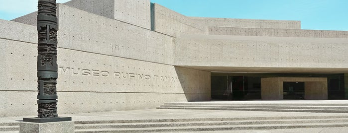 Museo Tamayo is one of Mexico City's Best Museums - 2013.