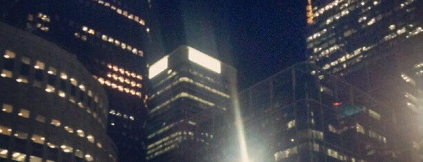 Canary Wharf is one of Lijst?.