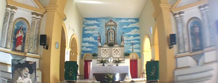 Igreja Matriz de Nossa Senhora da Conceição is one of Tempat yang Disimpan Arquidiocese de Fortaleza.