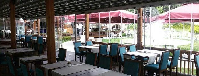 Haveran Restaurant is one of Istanbul Baru.