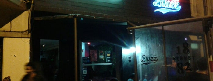 Bluzz Bar is one of Montevideo.