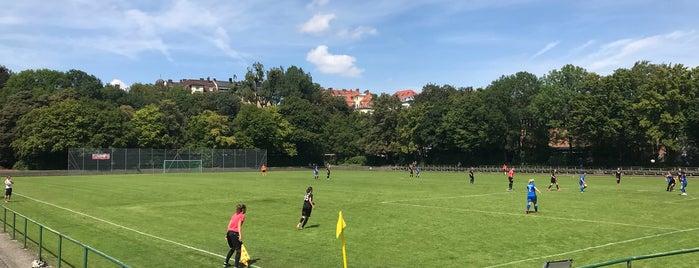 FFC Wacker München is one of Football Grounds Munich.