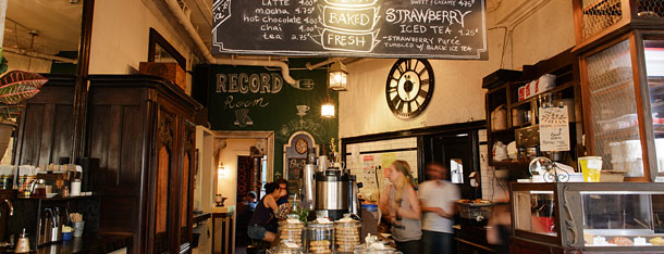 Sweetleaf is one of Grub Street Coffee Shops.