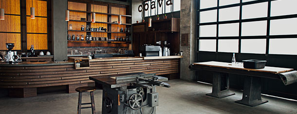Coava Coffee Roasters Cafe is one of Grub Street Coffee Shops.