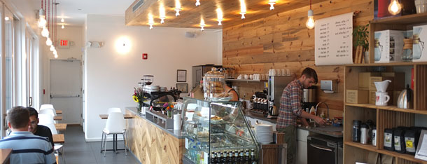 Ultimo Coffee Bar is one of Philadelphia Coffee.