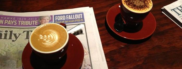 Klink Handmade Espresso is one of Sydney for coffee-loving design nerds.