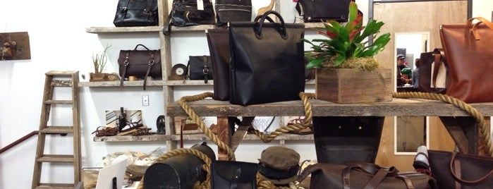 Orox Leather Co is one of PDX Spots.
