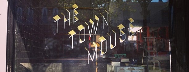 The Town Mouse is one of Melbourne's Bars, Pubs, Lounges.